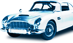 Classic car insurance for Aston Martin DB5