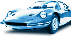 Classic car insurance for Ferrari Dino 246 GT