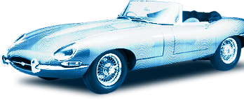 Classic car insurance for Jaguar E-type