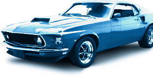 Classic car insurance for Boss 429 Mustang