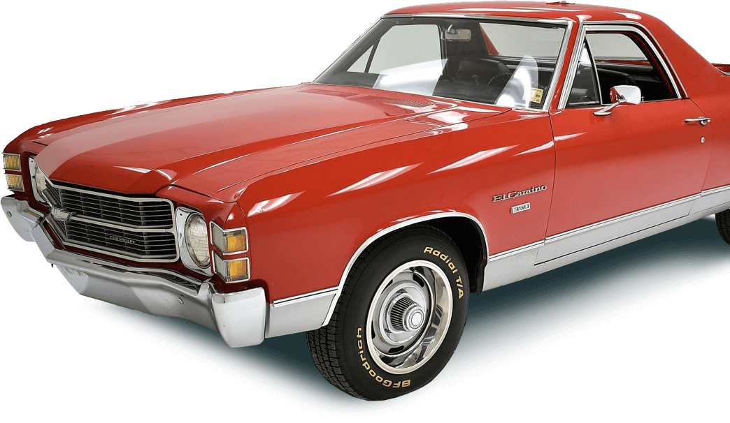Classic car insurance for Chevrolet El Camio