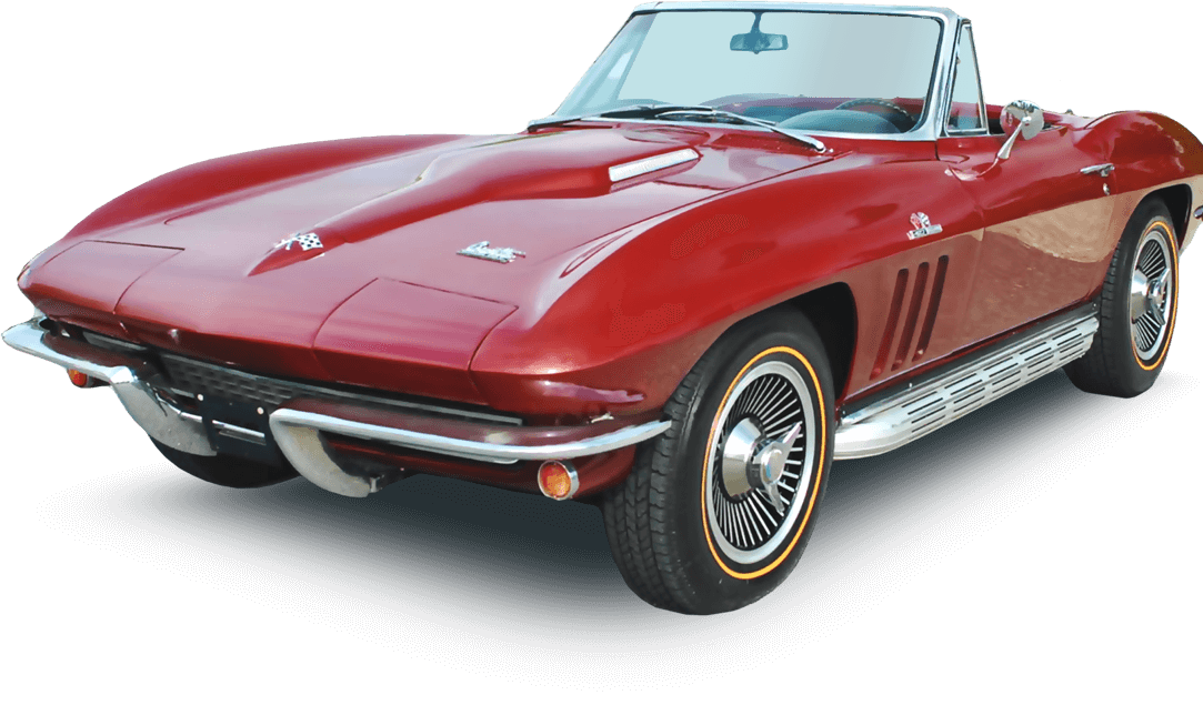 Classic car insurance for Chevrolet Corvette Sting Ray