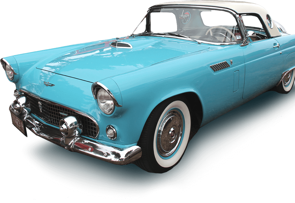 Classic car insurance for Ford Thunderderbird