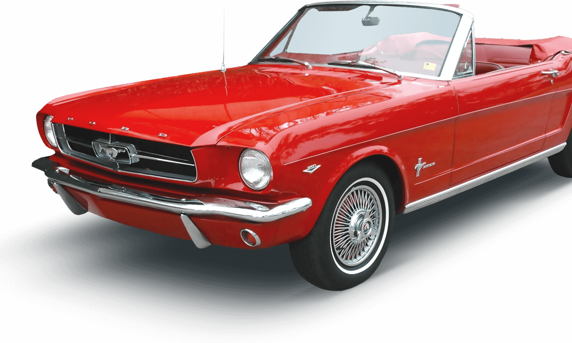 Classic car insurance for Ford Mustang