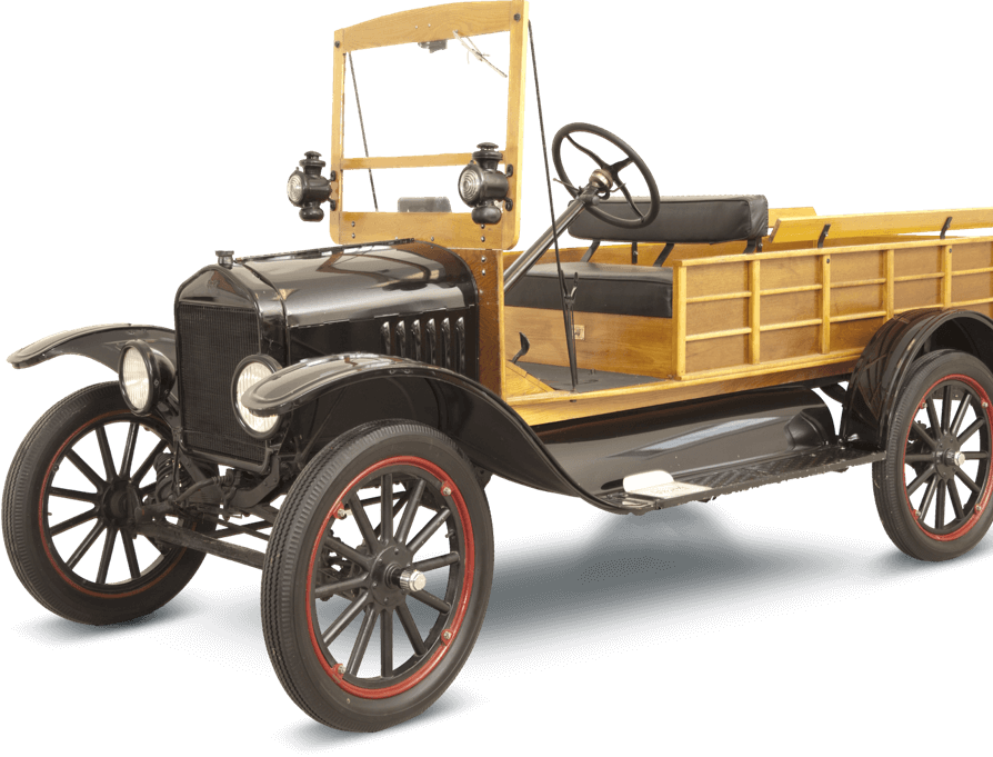 Classic car insurance for Model T