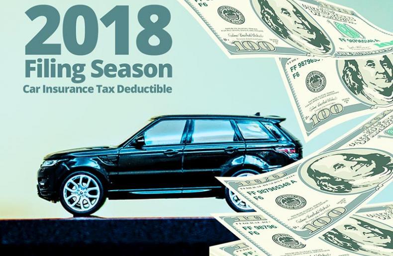 Car Insurance Tax Deductible