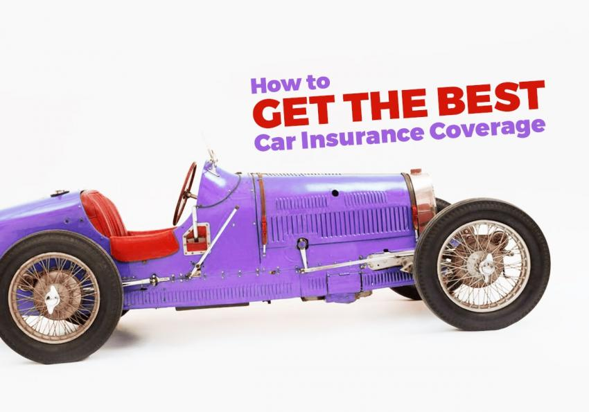 How to Get the Best Car Insurance Coverage